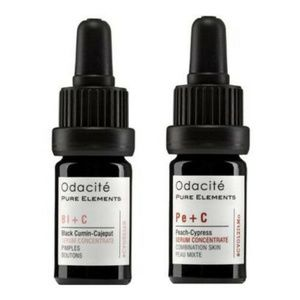 Odacite Clear&Balanced Pe+C/BI+C Facial Serum Duo